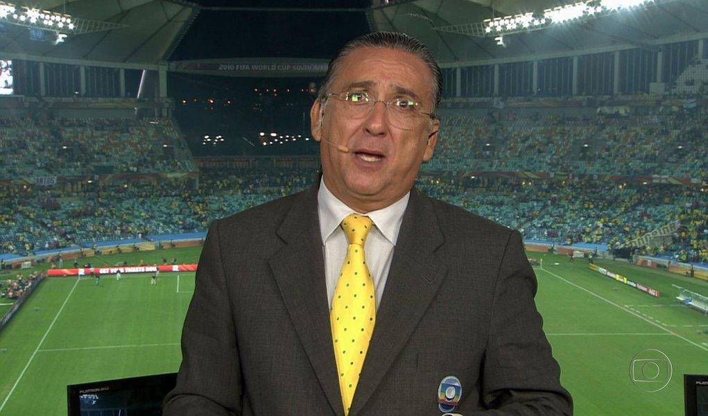 Globo acerta transmissão das Copas de 2018 e 2022
