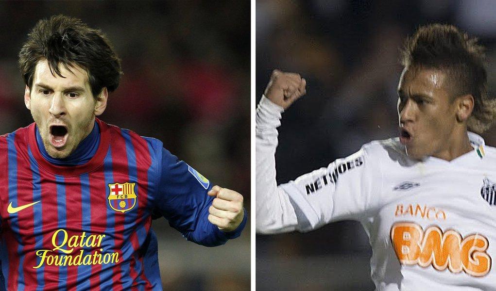 FIFA: Messi, o melhor; Neymar fez gol mais bonito