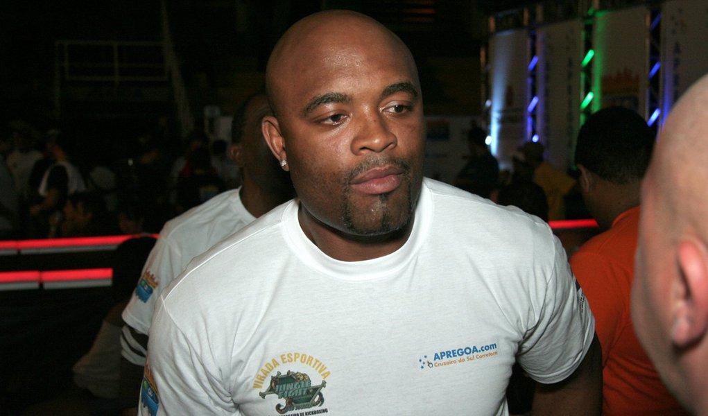 Anderson Silva pode lutar no Morumbi