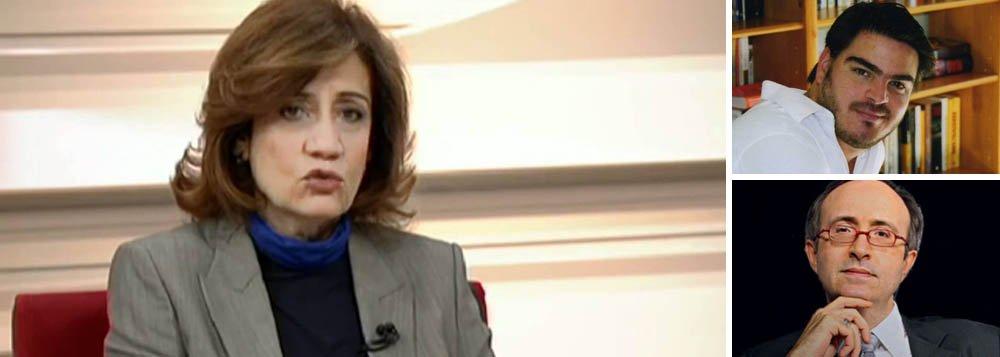 Miriam: Constantino e Reinaldo emburrecem o País