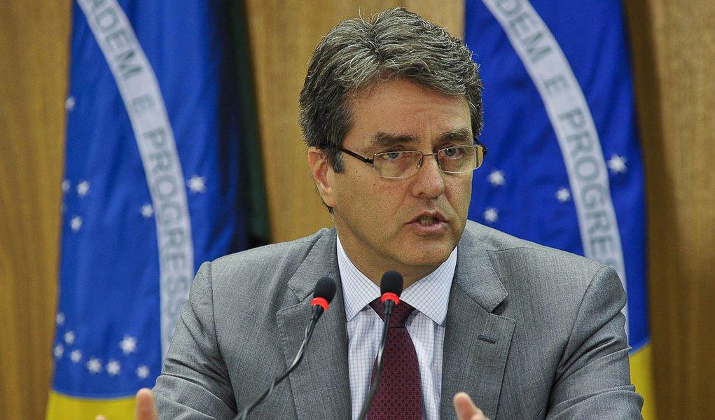 Brasileiro é finalista na disputa pela OMC