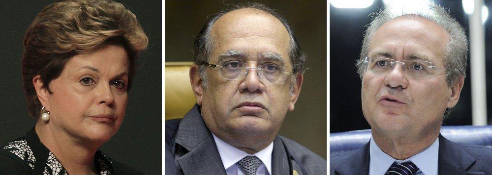 """Gilmar alopra: """"Executivo usurpa o Congresso"""""""