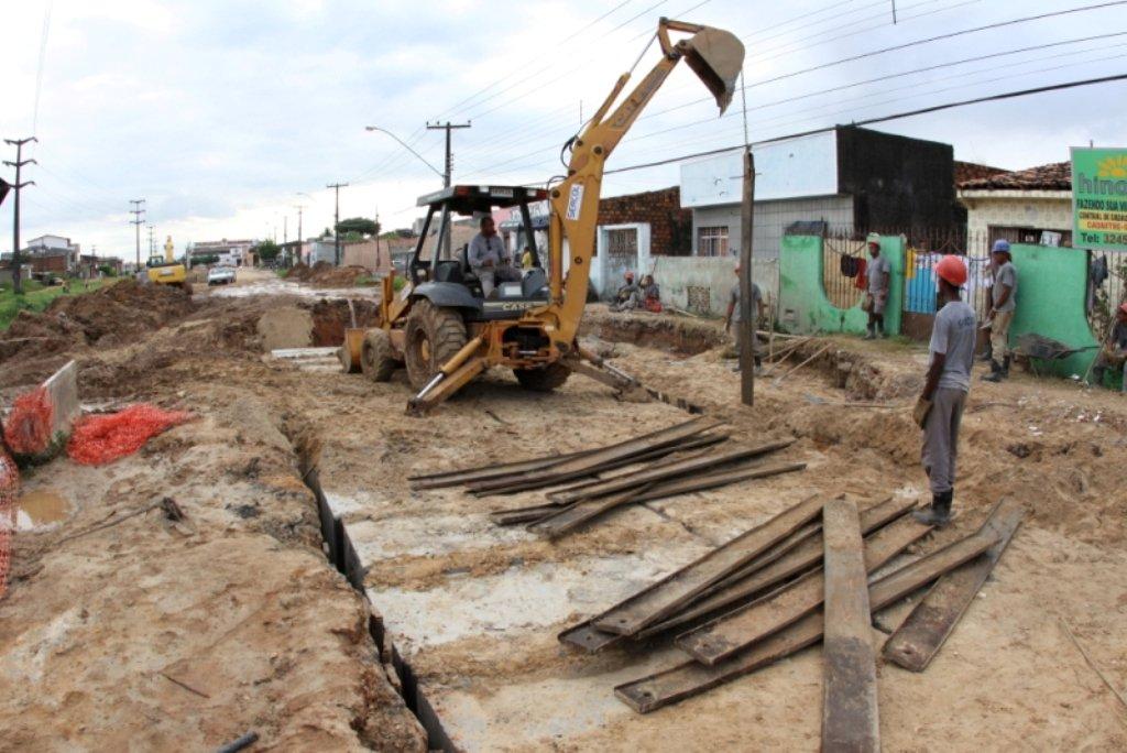 Ministério das Cidades libera R$ 150 milhões para obras em Aracaju