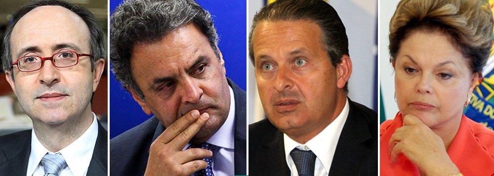 Para Reinaldo, guia do PSB deve preocupar o PSDB
