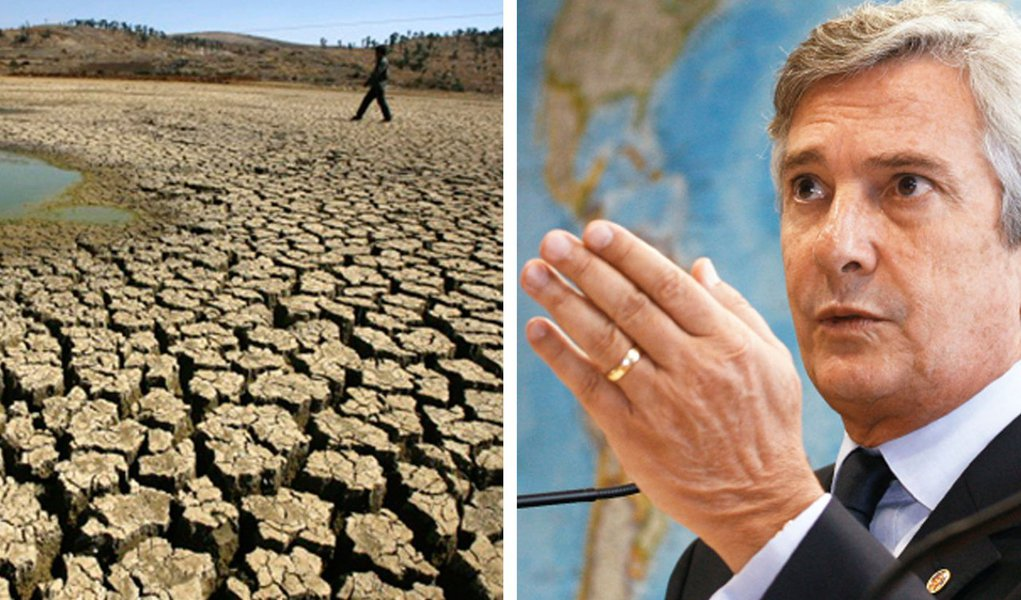 Collor sugere subcomissão contra seca no Nordeste