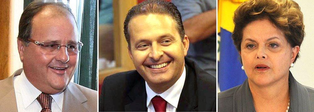 Geddel elogia atuação de Campos no programa do PSB