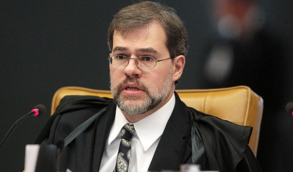 Toffoli: não há crise entre Legislativo e Judiciário