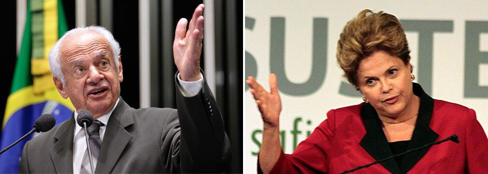 """Simon chama Dilma de """"marechala"""""""