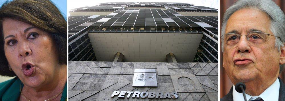 Justiça mira gestão da Petrobras na era FHC