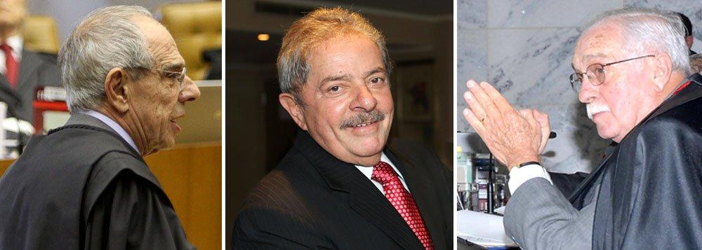 Thomaz Bastos e Grossi acompanham inquérito de Lula