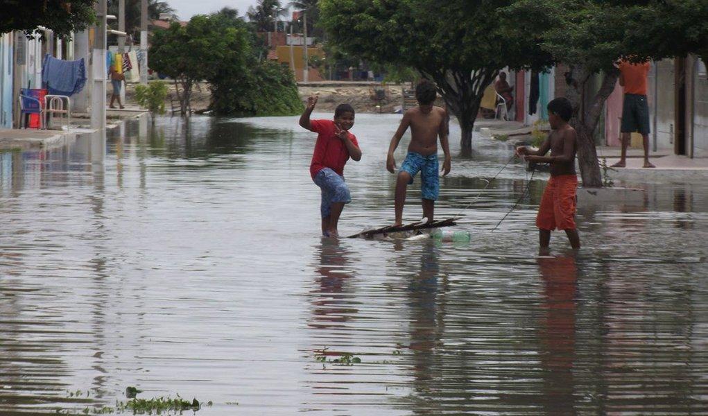 Deve chover em Alagoas até o mês de agosto