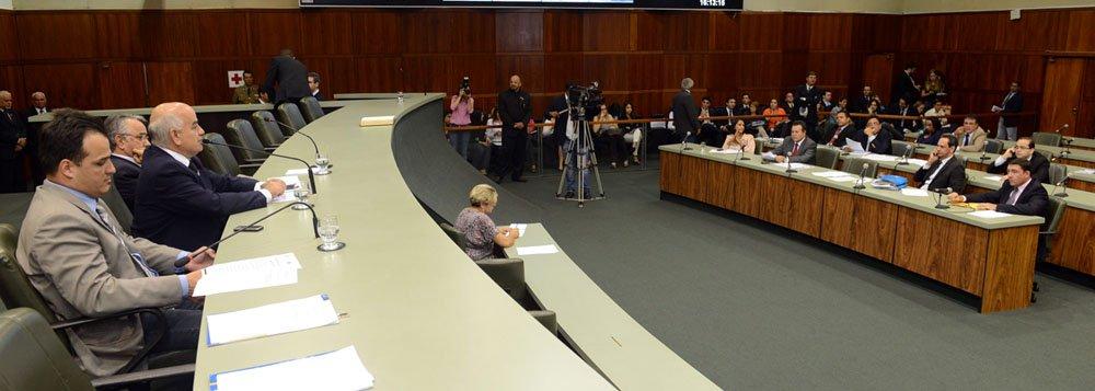 Goiásprev e empréstimo ao VLT vão a 2ª votação na Assembleia