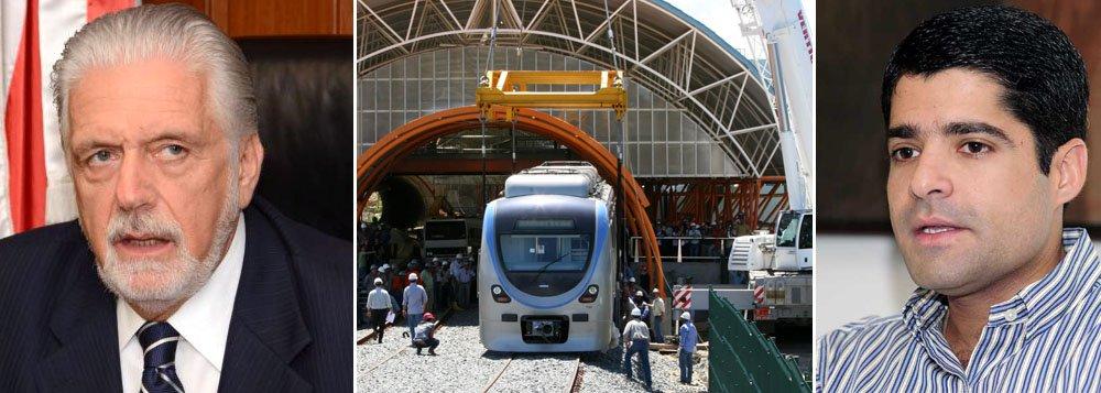 ACM Neto entrega metrô a Wagner nesta segunda
