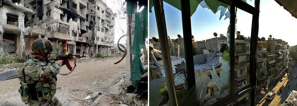 Forças sírias deixam 85 mortos em Damasco