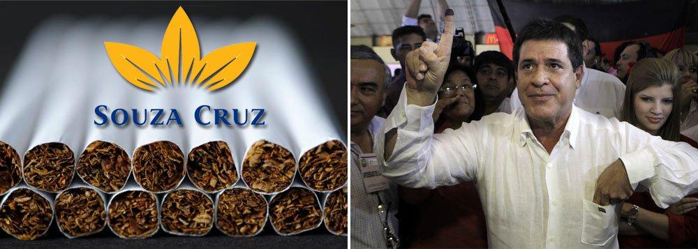 Presidente paraguaio é inimigo número 1 da Souza Cruz