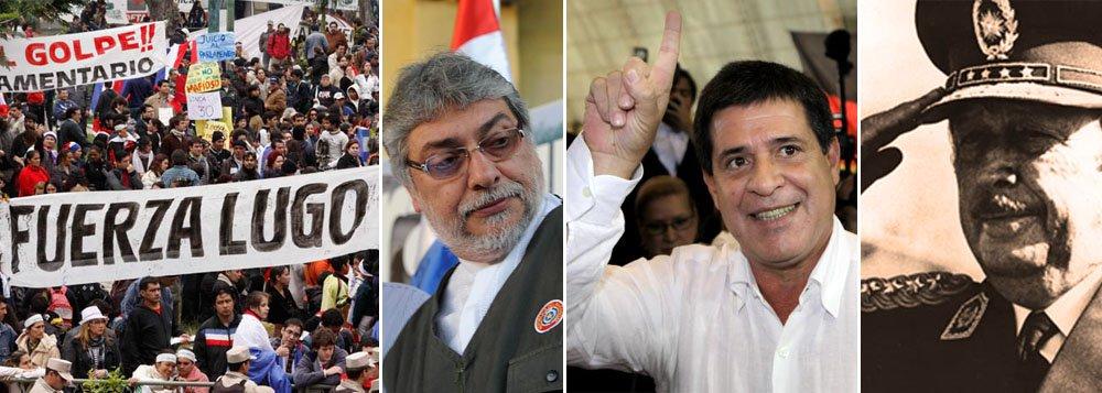 Horacio Cartes é eleito presidente do Paraguai