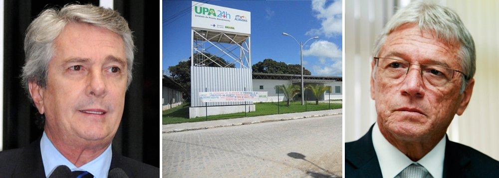 Unidades de Pronto Atendimento estão abandonadas em Alagoas