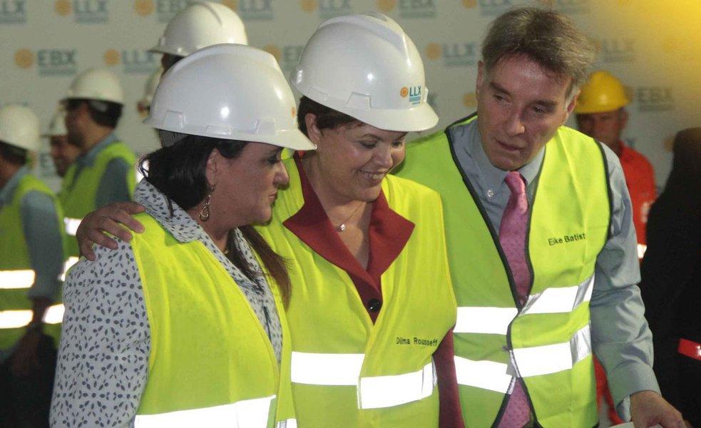 Governo acelera socorro a Eike Batista