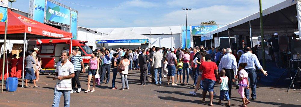 Governo Itinerante atende quase 10 mil pessoas