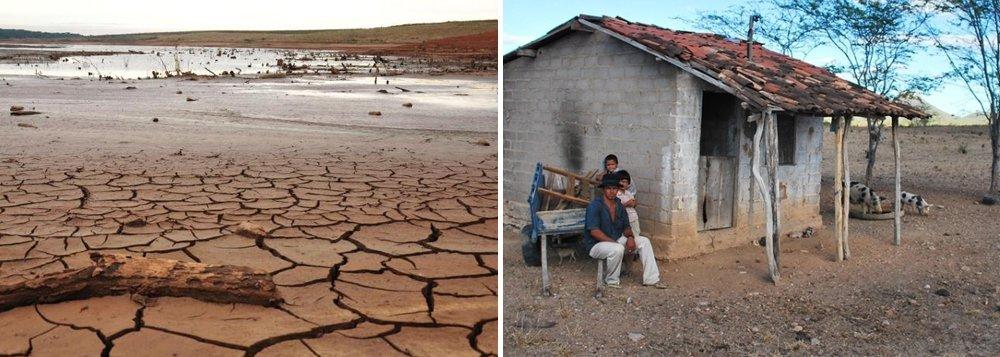 Seca no Nordeste ainda vai durar mais três meses