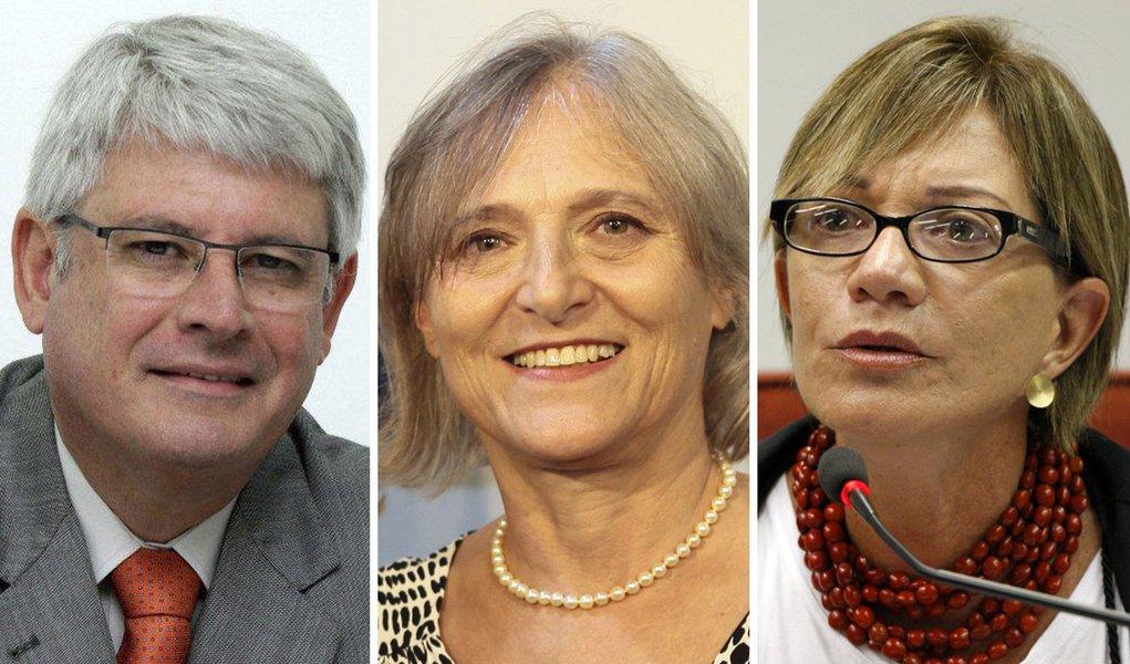 Lista de candidatos à PGR é encaminhada a Dilma