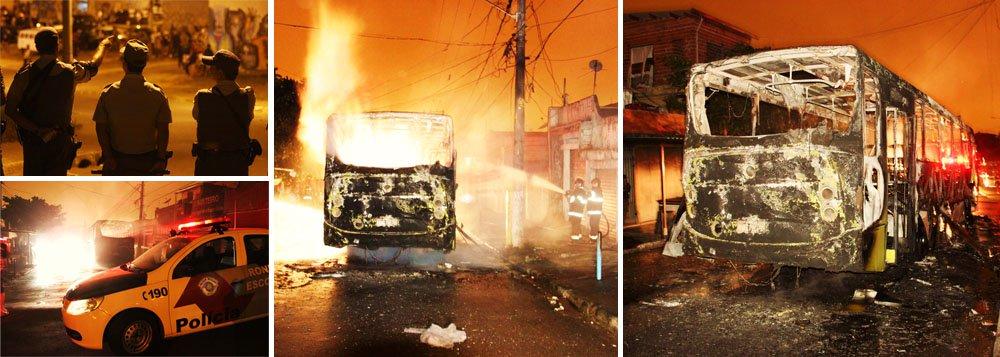 Bandidos retomam ataques pesados na Grande SP