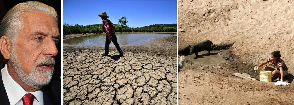 Jaques Wagner e a maior seca dos últimos 60 anos