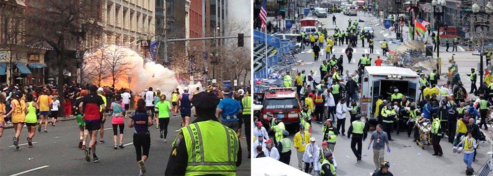 Polícia nega prisão de suspeito de atentado em Boston