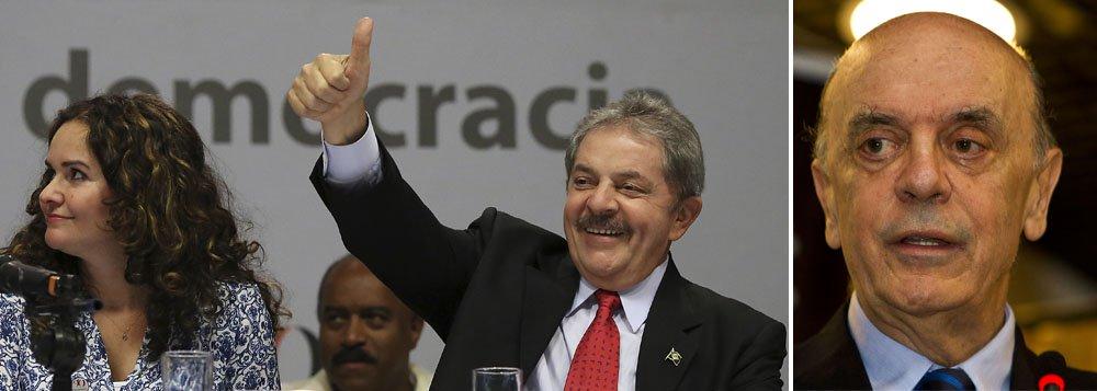 Lula: Serra não soube administrar banco em SP