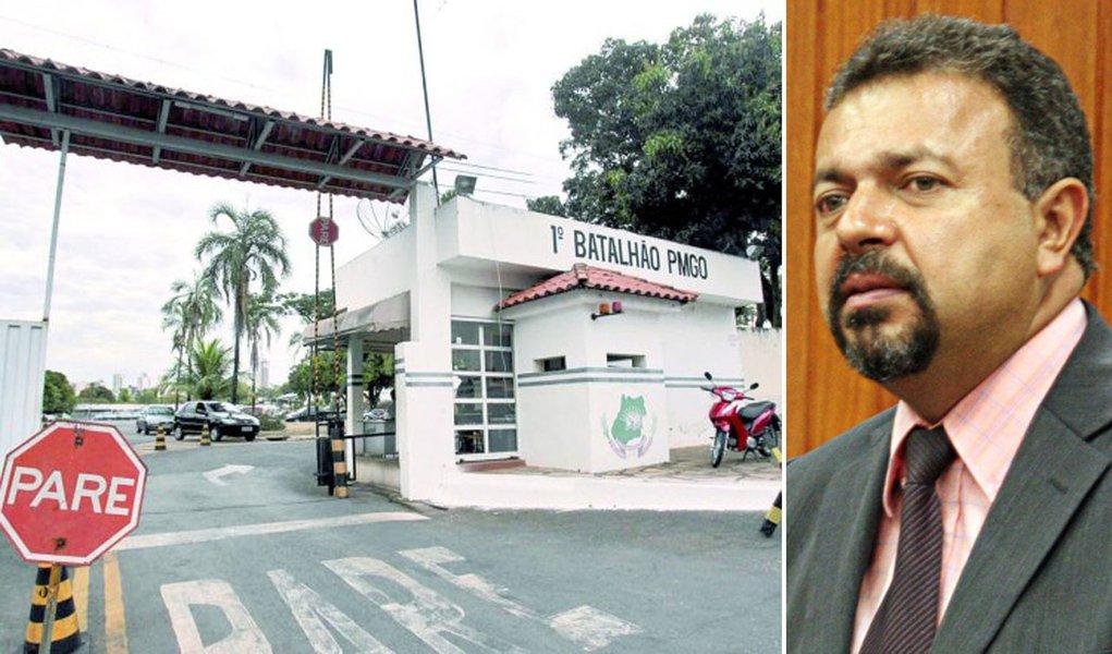 Elias Vaz tenta impedir venda de área de batalhão