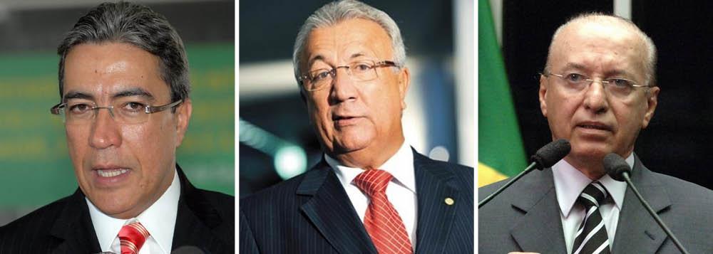 União com Déda e Valadares é boa para largada eleitoral de Jackson