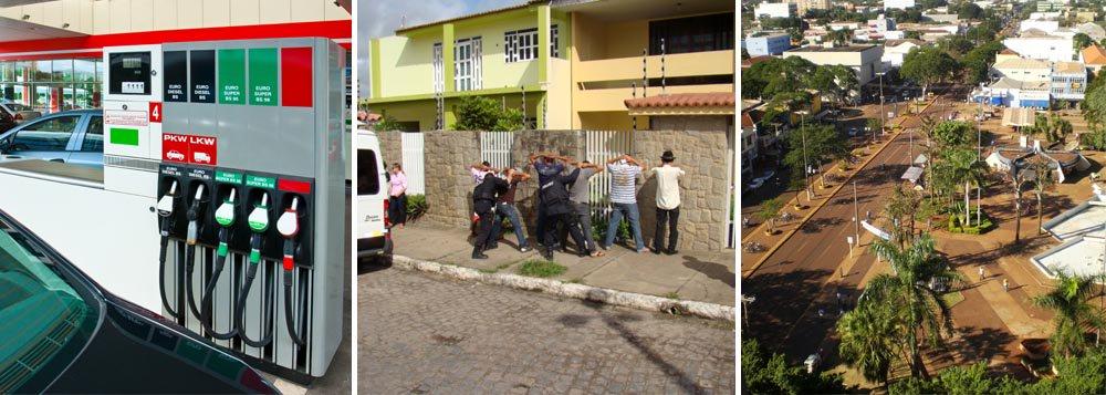 Cresce número de assalto a postos de combustíveis em Arapiraca