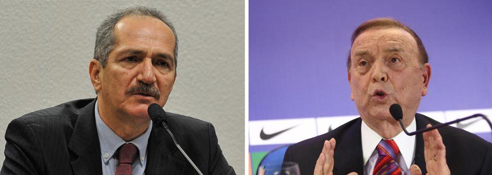 Fifa e governo vão desembarcar da crise na CBF