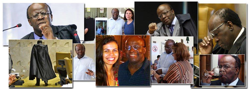 Será que Barbosa quer ser candidato em 2014?