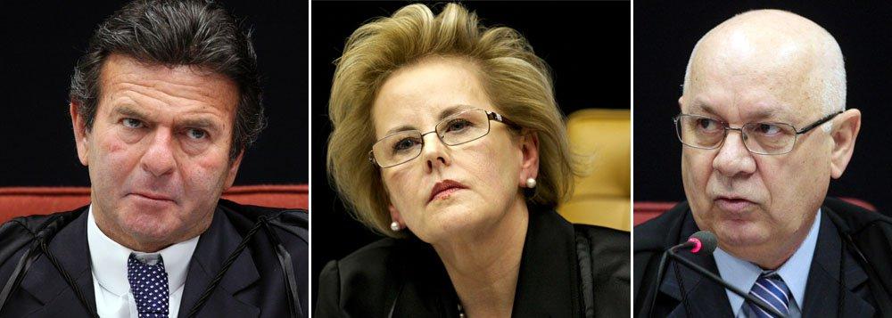 """Fux é tratado no Planalto como """"herança de Lula"""""""