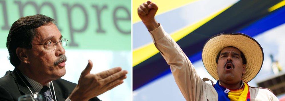 Merval propõe golpe em Caracas
