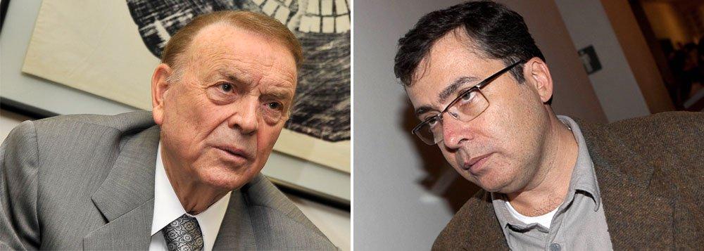 Presidente da CBF e filho de Herzog batem boca na Folha