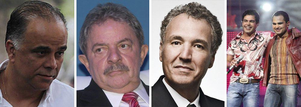 Procuradoria investiga Lula por mensalão
