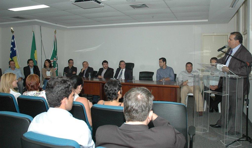 Beraldo assume cargo na Secretaria das Cidades