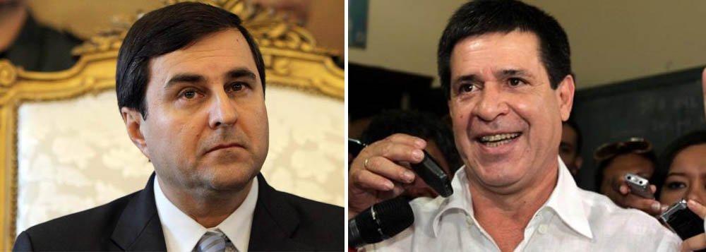 Paraguai: Partido de Franco perde nas pesquisas