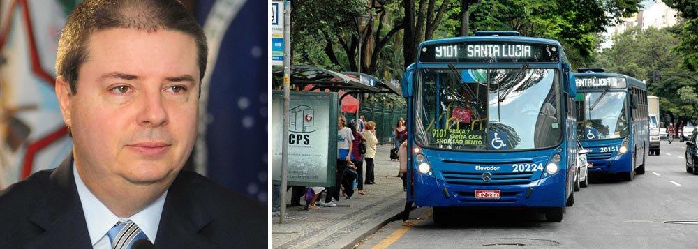 Anastasia destina R$ 117 mi para mobilidade, cultura e lazer em BH