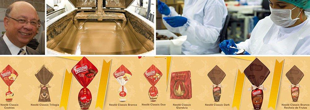 Nestlé é condenada a indenizar consumidor