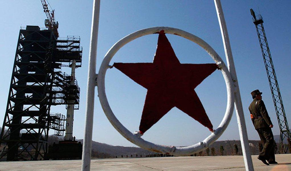 Coreia do Norte teria dois mísseis escondidos na costa leste