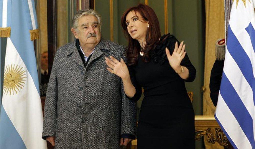 Argentina manifesta profundo mal-estar com comentários de Mujica
