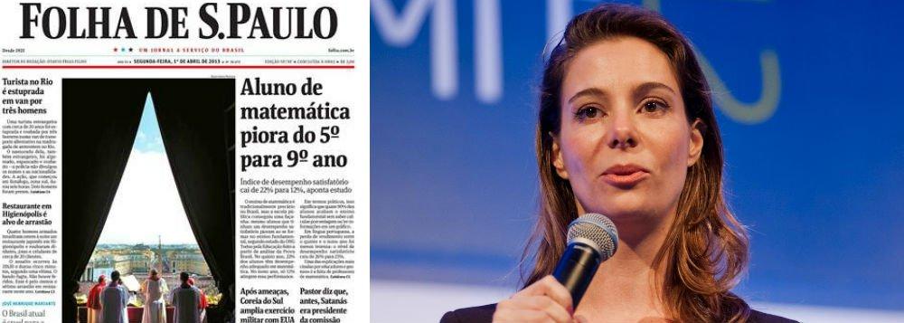 ONG aponta 'equívoco' em manchete da Folha