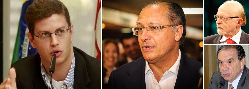 Até o PSDB critica jovem reacionário de Alckmin