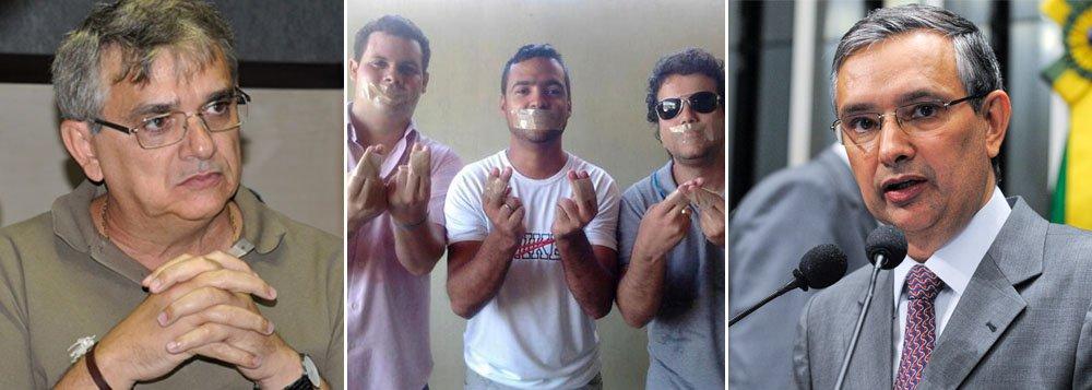 Amorim tenta calar manifestação no Twitter, mas leva pito da Justiça