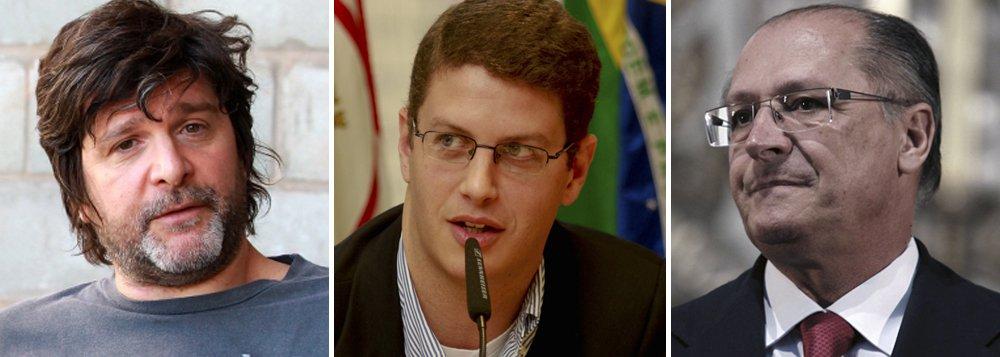 Rubens Paiva exige pedido de desculpas de Alckmin