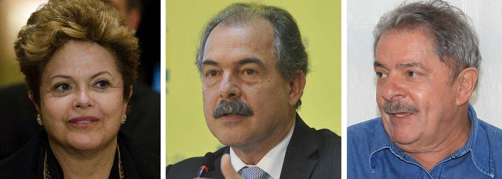 Depois da reforma, Dilma debate sucessão com Lula