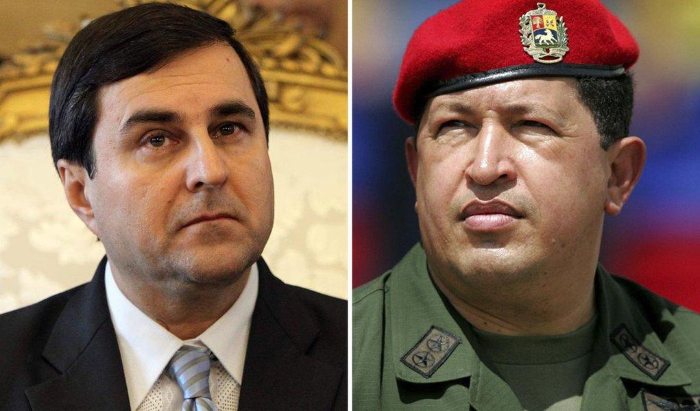 Golpista paraguaio diz que morte de Chávez foi milagre